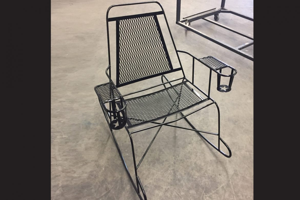 Improving the Design of a Chair